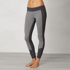 Prana Gabi Legging in Charcoal Heather