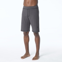 Hemp Prana Guthrie Short in Charcoal