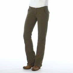 Prana Halle Pant in Cargo Green