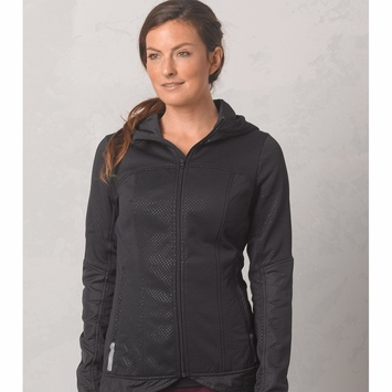 Prana Ionic Active Jacket in Black