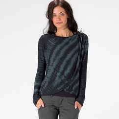Prana Juliana Sweater in Coal