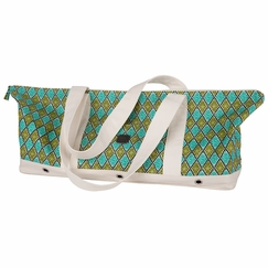 Hemp Prana June Yoga Tote in Mint