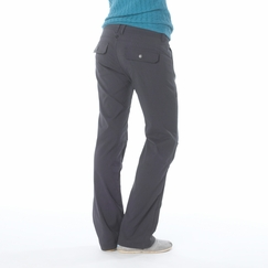 Prana Lined Halle Pant in Coal