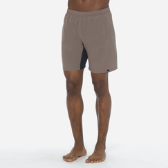 Eco Prana Logan Short in Mud