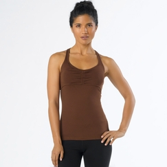 Prana Madison Top in Raisin