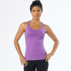 Prana Madison Top in Dewberry