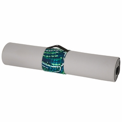 Eco Prana Mat Rap in Ink Blue Swirl