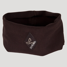 Organic Prana Men's Organic Headband in Espresso