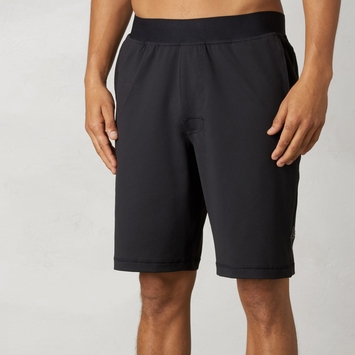 Prana Mojo Chakara Short in Black