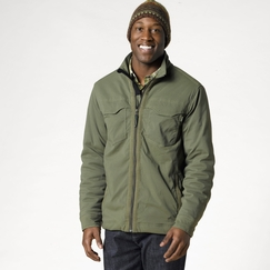 Prana Ogden Jacket in Cargo Green