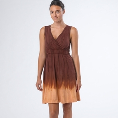 Organic Prana Sarafina Dress in Raisin