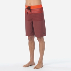 Prana Sediment Short in Electric Orange