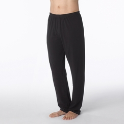 Organic Prana Setu Yoga Pant in Black