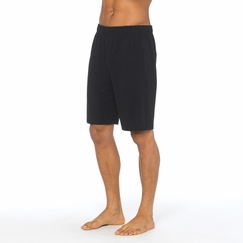 Organic Prana Setu Yoga Short in Black