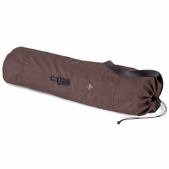 Prana Steadfast Yoga Mat Bag in Espresso