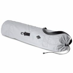 Prana Steadfast Yoga Mat Bag in Silver