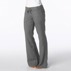Organic Prana Steph Pant in Gravel