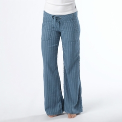Organic Prana Steph Pant in Blue Ash