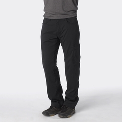 Prana Stretch Zion Lined Pant in Black