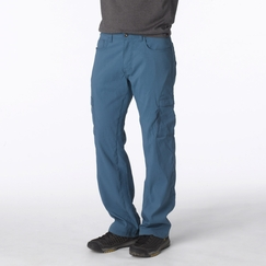 Prana Stretch Zion Lined Pant in Blue Jean