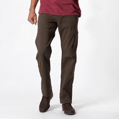 Prana Stretch Zion Pant in Brown