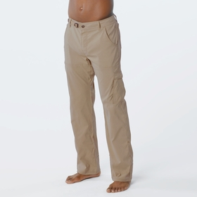 Prana Stretch Zion Pant in Dark Khaki