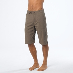 Prana Stretch Zion Short in Mud