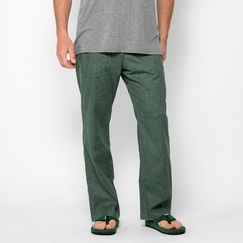 Hemp Prana Sutra Pant in Pineneedle