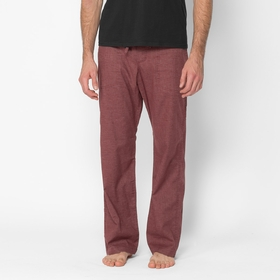 Hemp SALE / Prana Sutra Drawstring Pant in Raisin