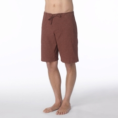 Hemp Prana Sutra Short in Raisin