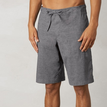 Hemp Prana Sutra Short in Gravel