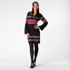Prana Sydney Sweater Dress in Black