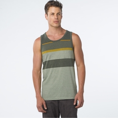 Organic Prana Throttle Tank in Moss