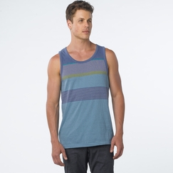 Organic Prana Throttle Tank in Blue Ash