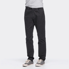 Organic Prana Tucson Slim-Fit Pant in Charcoal