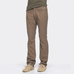 Organic Prana Tucson Slim-Fit Pant in Mud