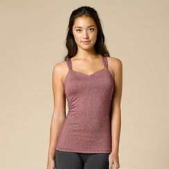 Prana Twyla Top in Pomegranate