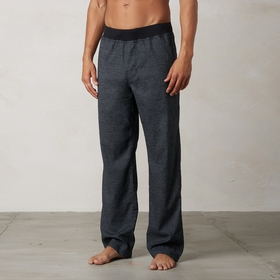 Hemp Prana Vaha Pant in Black