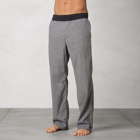 Hemp Prana Vaha Pant in Gravel