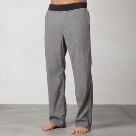 Hemp Prana Vaha Yoga Pant in Gravel
