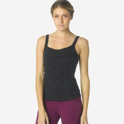 Organic Prana Vera Top in Black