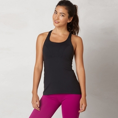Prana Willa Top in Black