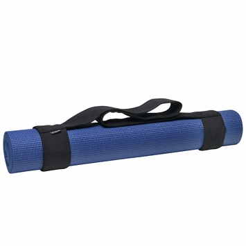 Eco Prana Sleek Yoga Mat Holder in Black