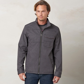Prana Zion Jacket in Charcoal