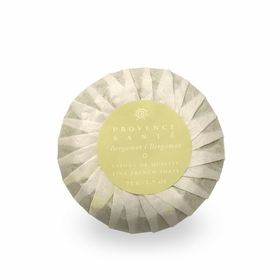 Provence Sante Triple-Milled Gift Soap in Bergamot