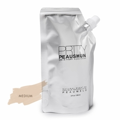 Prtty Peaushun Skin Tight Body Lotion in Medium