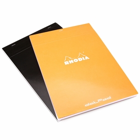 Rhodia Extra Large No. 18 dotPad (8.25 x 11.75) in Orange