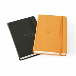 Rhodia Pocket Web Notebook (3.5 x 5.5) in Orange