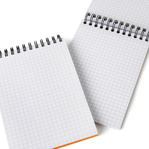 how to make a graph in notepad