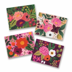 Rifle Paper Assorted Vintage Blossoms Boxed Cards